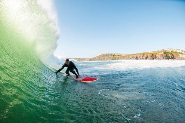 Cornwall-surfing