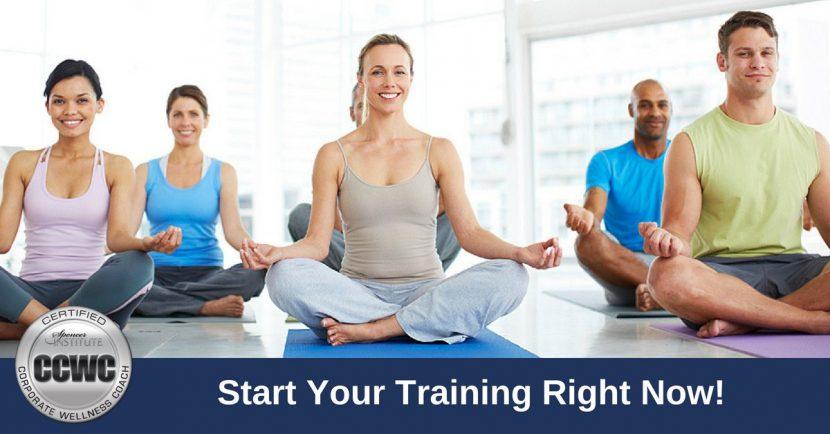 corporate wellness coach