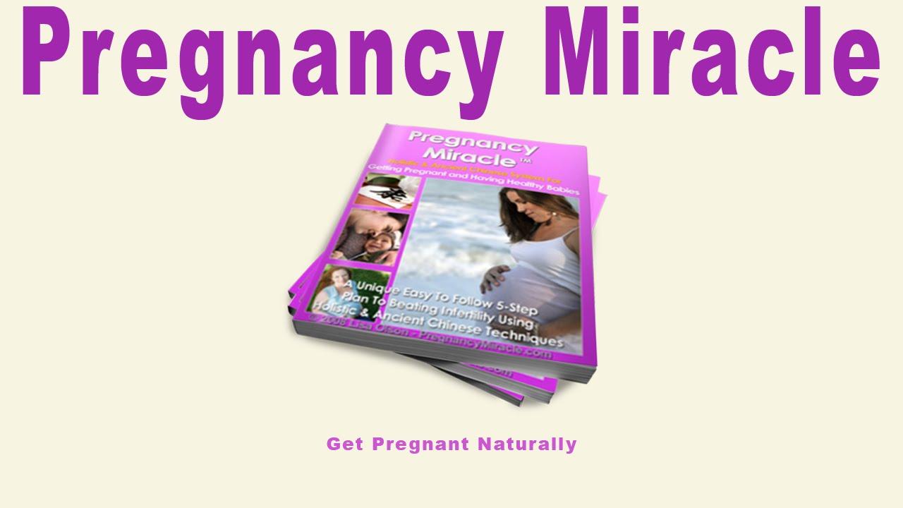 Pregnancy Miracle Review-Lisa Olson